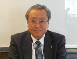 代表取締役社長 青井 勉